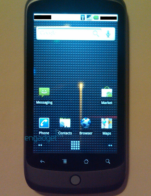 The HTC Nexus One - The HTC Nexus One and all we know about it