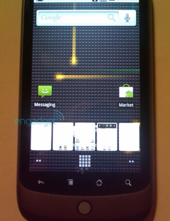 The HTC Nexus One