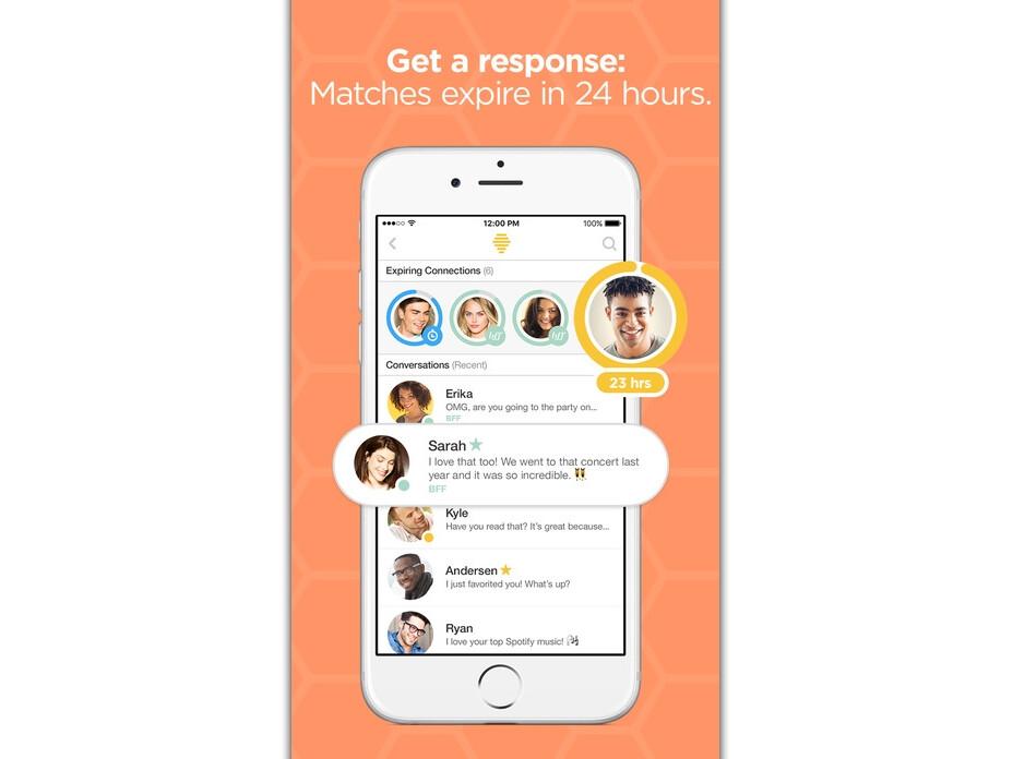 Viber bumble dating app