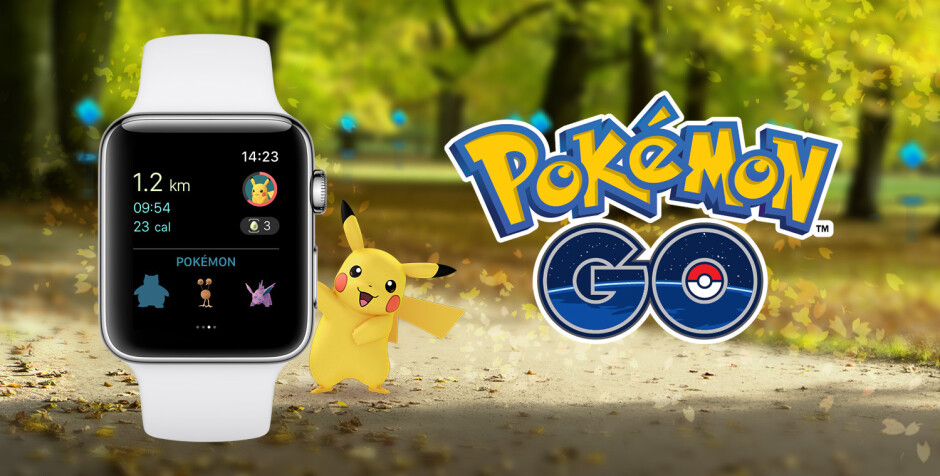 Pokemon Go is finally making its way to the Apple Watch