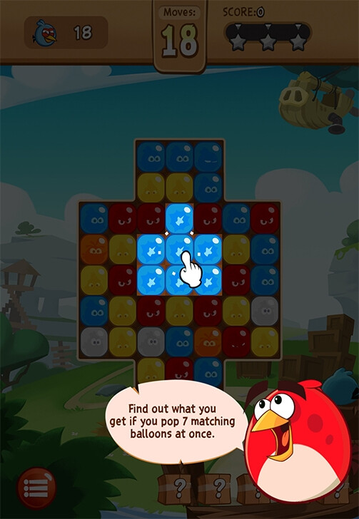 Angry Birds Blast! Screenshots - Yet another Angry Birds game is coming our way, launching on December 22