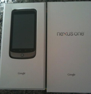 Hot off the press: More snapshots and video of the Nexus One