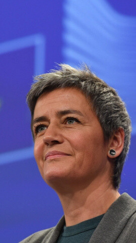 EU Competition Chief Margrethe Vestager - Apple in 2016: a year in review and what we can expect from Apple in 2017
