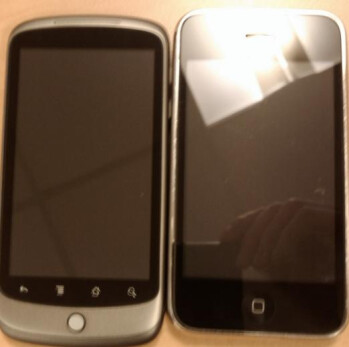 Nexus One stands up to the iPhone, more pictures, more video, more fun!