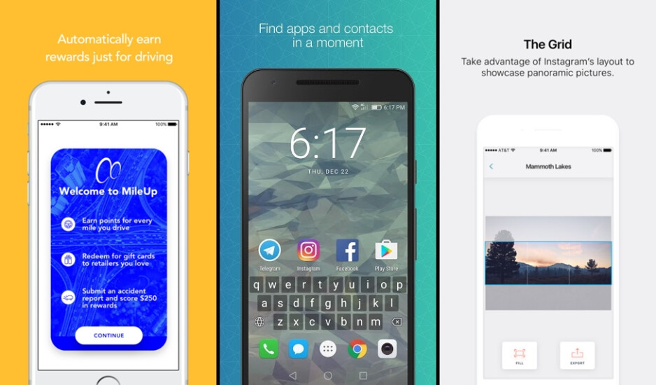 Best new Android and iPhone apps (December 20th - December 27th)
