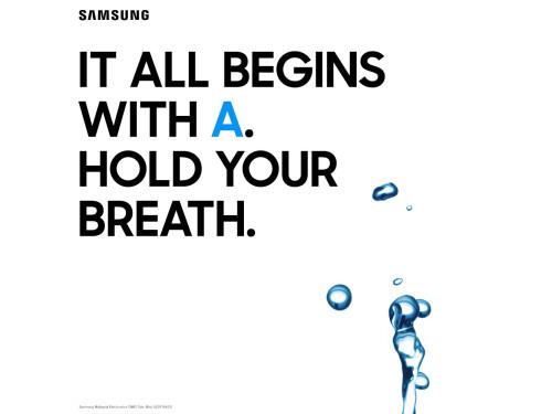 Samsung will announce the Galaxy A 2017 series next week