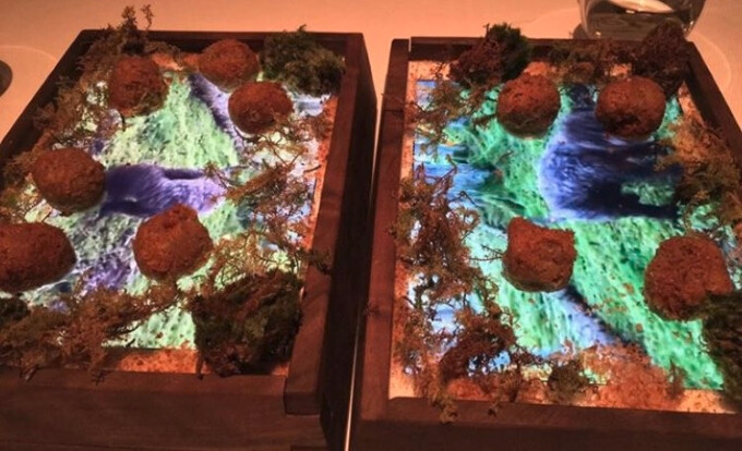 San Francisco restaurant uses iPads as plates to serve food