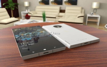 Alleged Microsoft Surface Phone renders emerge from China