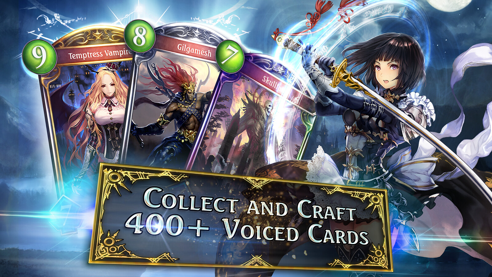 22 Best card battle games on Android similar to Hearthstone as of