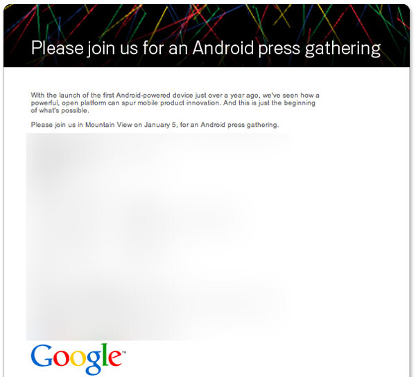 T-Mobile memo hints to their support for the Google Phone while an event is scheduled for January 5
