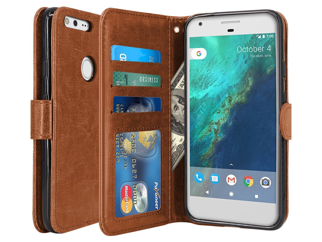 official photos 3721c 4805e Best wallet cases for Google Pixel and Pixel XL - PhoneArena