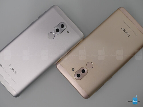 Honor 6X hands-on gallery
