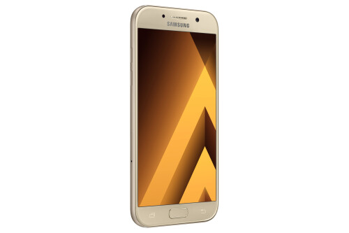 Galaxy A5 Gold Sand