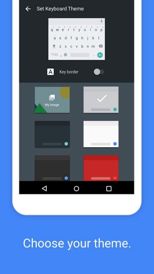 Gboard for Android