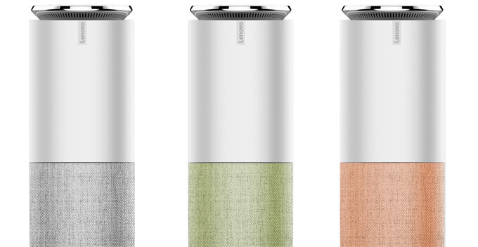 Lenovo outs its own Alexa-powered home speaker