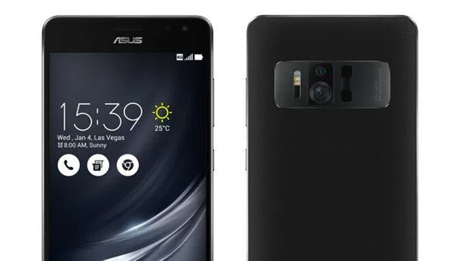 Qualcomm reveals Asus Zenfone AR before official announcement