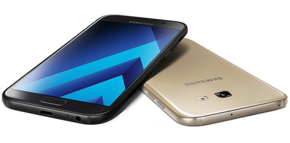 Samsung Galaxy A3, A5 and A7 (2017) prices surface