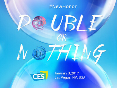 Teaser suggests a dual-camera phone by Honor is coming - CES 2017: What to expect from Samsung, LG, Sony, Asus, and other top tech brands