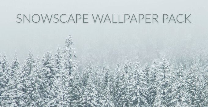 Beautiful wintry wallpapers in ultra high-res, perfect for your