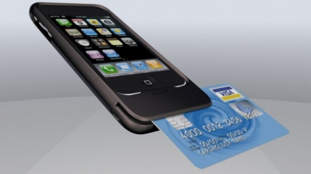 iPhone case from Mophie integrates credit card reader