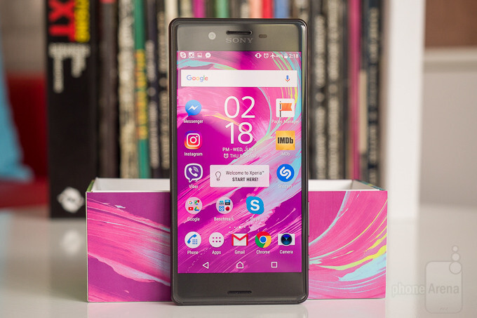 Sony Xperia X - Sony releases Android 7.1.1 Nougat Concept build for Xperia X