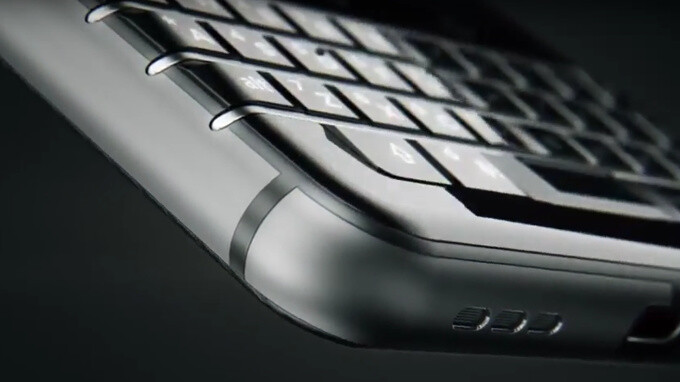 BlackBerry Mercury teased again: a second snippet of an official presentation video shows us more