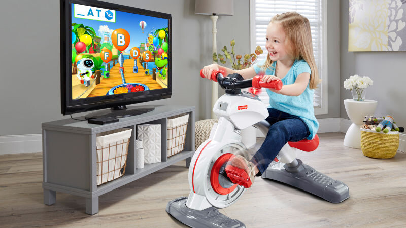 Fisher-Price aims to tackle childhood obesity with its latest toy