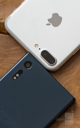 iPhone 7 Plus vs Sony Xperia XZ camera comparison: which does 2X zoom better?
