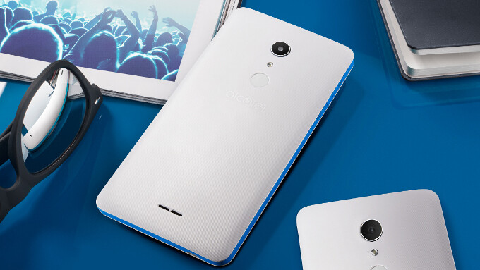 Alcatel A3 XL goes official: 6-inch XL monster with plastic fur and bottom-low specs