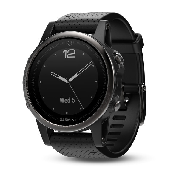 Garmin Fenix 5S - Garmin's new Fenix 5, 5X, and 5S smartwatches are functional and posh with price tags to match