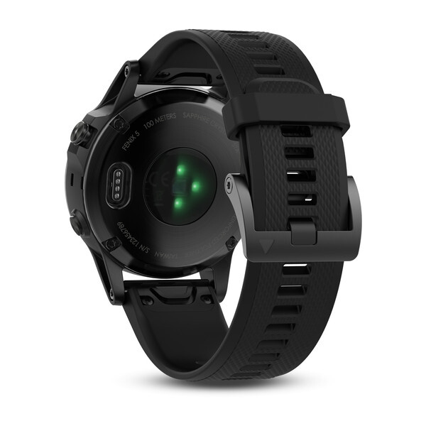 Garmin Fenix 5 - Garmin's new Fenix 5, 5X, and 5S smartwatches are functional and posh with price tags to match