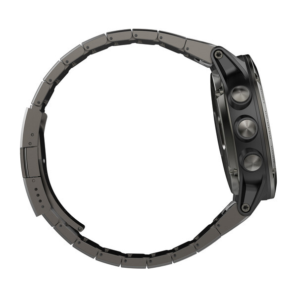Garmin Fenix 5X - Garmin's new Fenix 5, 5X, and 5S smartwatches are functional and posh with price tags to match
