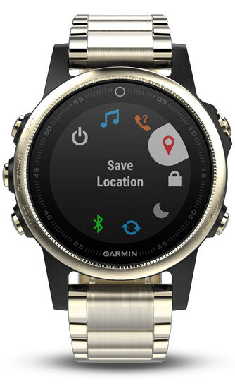 Garmin's new Fenix 5, 5X, and 5S smartwatches are functional and posh with price tags to match