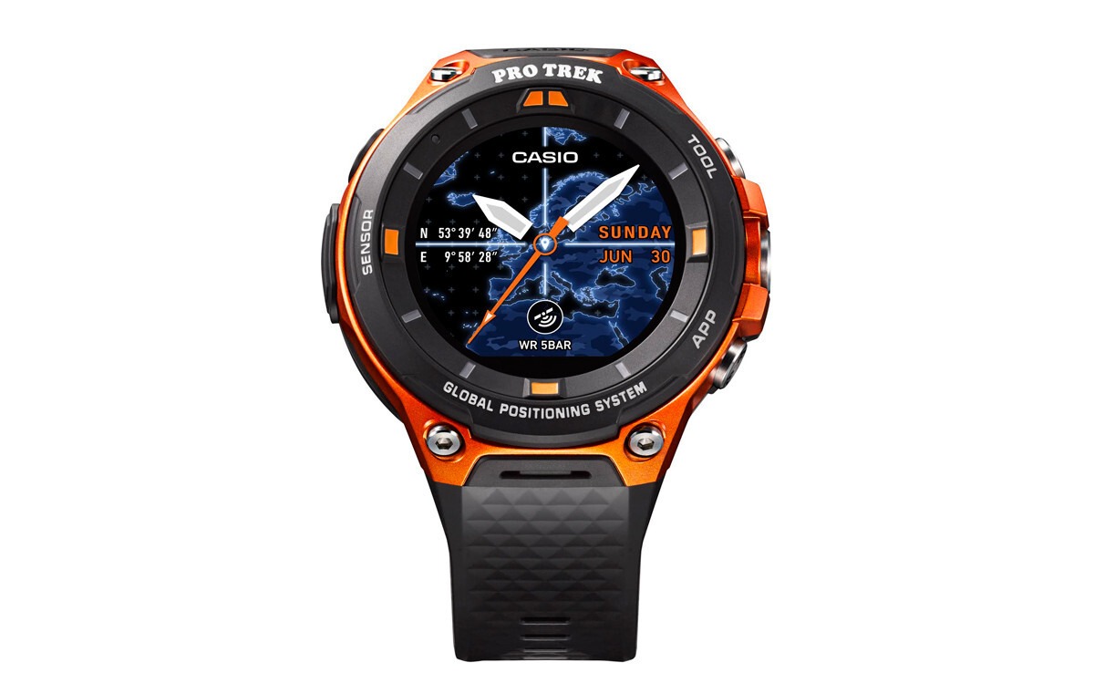rugged of smartwatch outdoor portfolio the company it product s with in need comes aimed at such no sports everything you launched to is n for rug people latest as sport smartwatches