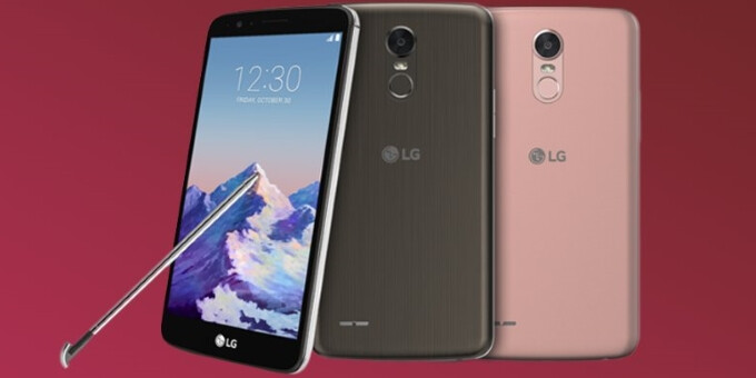 LG's new Stylus 3 mid-ranger gets official CES 2017 announcement