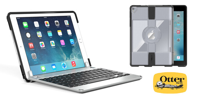 OtterBox announces a line of modular cases for the iPad Pro and iPad Air