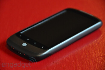 Hot new pictures of the Nexus One