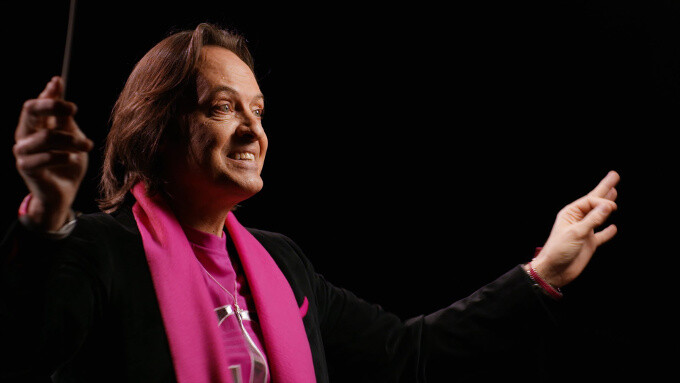 T-Mobile will now pay you back $10 if you don't use much data