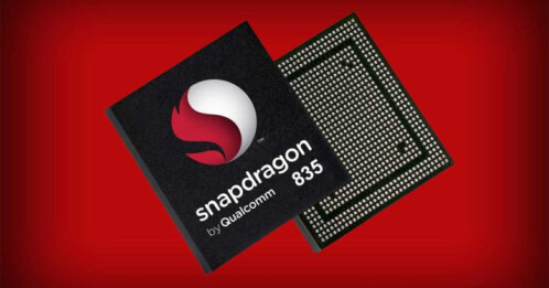 Potent hardware: 8GB of RAM, Snapdragon 835, Exynos 8895