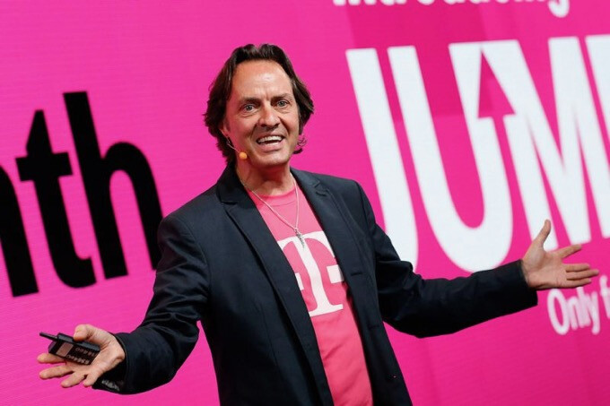 T-Mobile CEO does not rule out Sprint merger