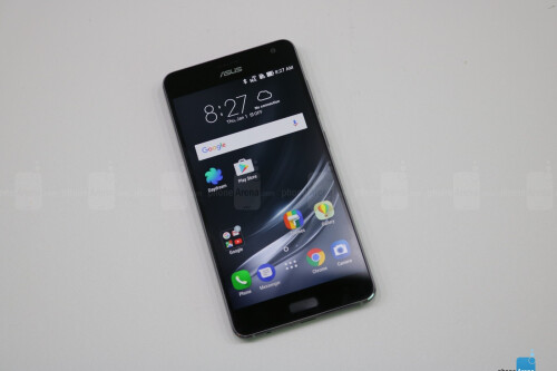 Images of the Asus ZenFone AR