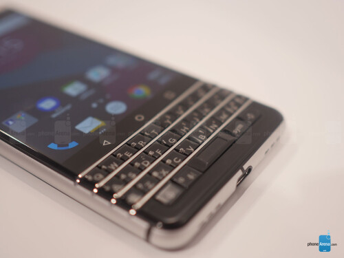 BlackBerry Mercury CES 2017 Gallery