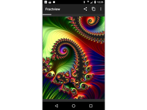 5 apps that generate bizarre and colorful wallpapers by using fractals