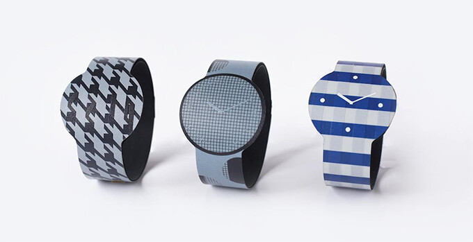 Sony outs second generation of E-ink watches: crazy patterns abound