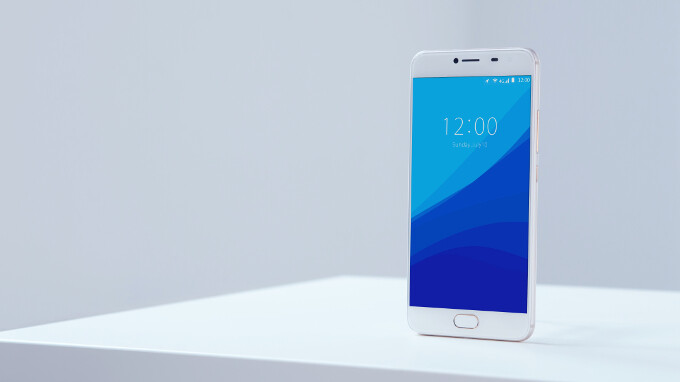 The UMi Z : Helio X27, Samsung-made camera and huge battery at a competitive price