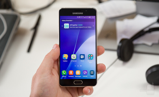 The Samsung Galaxy A5 (2016) - Shipment goals for new Samsung Galaxy A and J series revealed