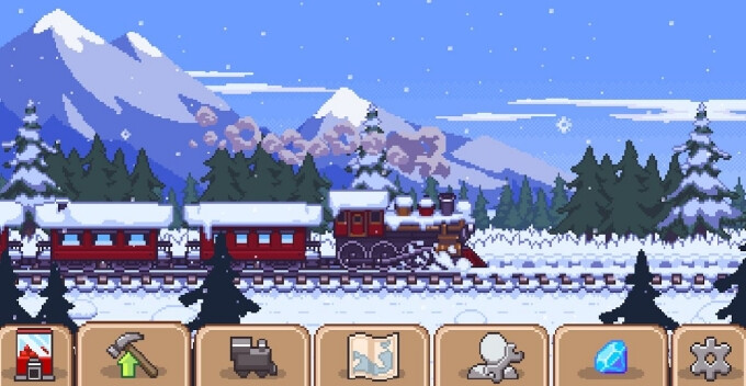 5 fun games with trains for Android and iOS