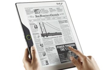 Sprint providing the backbone of the Skiff Reader