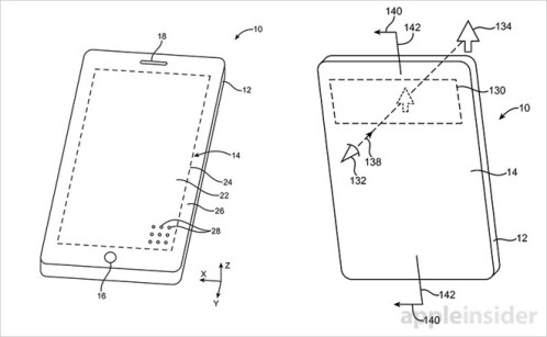 Apple patents a unique approach to a truly 'edge-to-edge' iPhone: tiny display holes