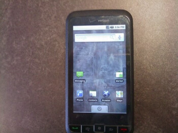 HTC Imagio found running Android?